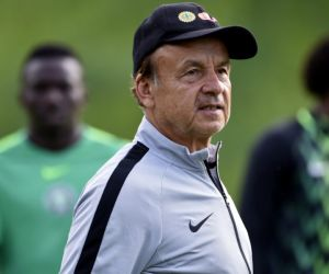 AFCON 2019: Rohr names 'toughest' opponent Nigeria will face in Egypt