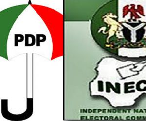 BREAKING – PDP slams contempt charge against INEC
