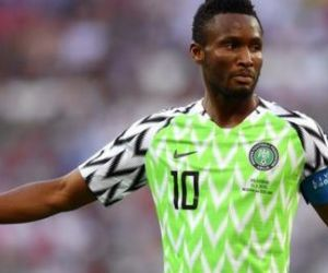 Nigeria vs Guinea: Mikel dropped as Rohr releases 'killer' starting XI against Syli Stars