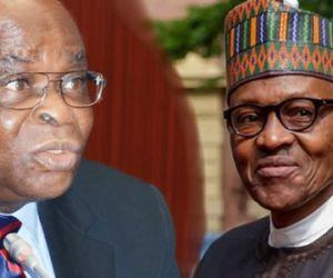 Buhari laments, reveals real reason Ex-CJN Onnoghen was sacked