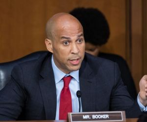 U.S. presidential candidate Cory Booker proposes office to fight white supremacy