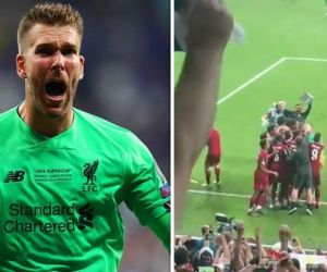 Southampton vs Liverpool: Adrian doubtful for Reds after collision with pitch invader