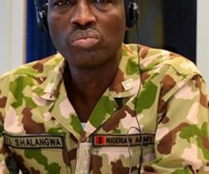 Nigerian army officer elected president of one of the best military organisations in Africa