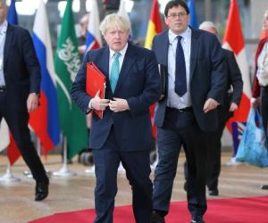 Brexit deal 'agreed' as Boris Johnson heads to EU summit