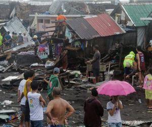 Typhoon Kammuri : Death toll rises to 17
