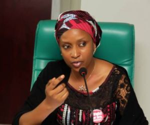 Hadiza Usman Petitions IG, DSS Over Attack At NASS