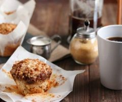 Muffins and Cofee - The Perfect Combination recipe for Evening Tea.html