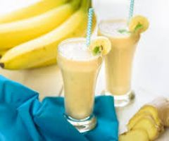 Banana-Ginger Smoothie Recipe --- Its Amazing You Can Try It .html