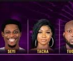Big Brother Naija - House Mates Up For Eviction Next Week.html