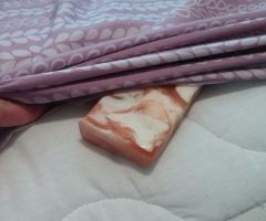 Here's Why You Should Always Put a Bar Soap Under Your Bedsheet .html
