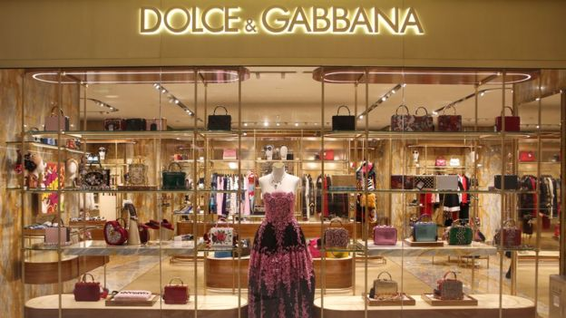 Backlash from Dolce & Gabbana controversial ad continues as products are pulled down