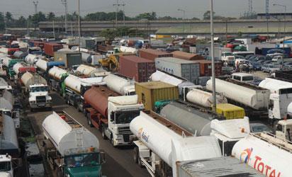 Nigeria has lost N6trn to Apapa gridlock – OPS
