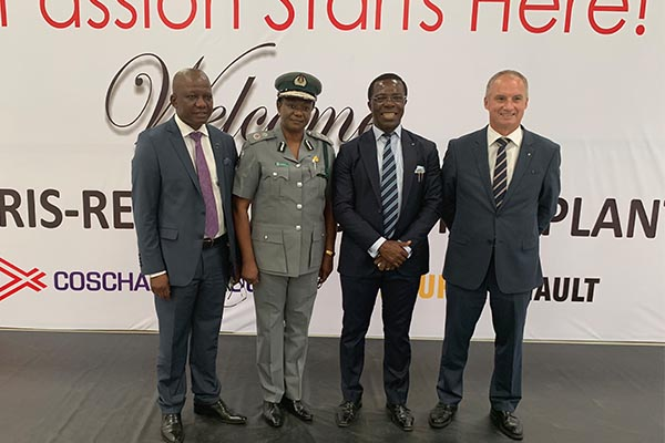 Coscharis Partners Renault To Assemble Affordable Cars In Nigeria