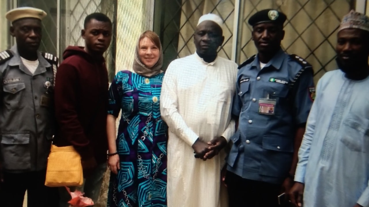 Kano father gives 4 conditions to son's 46-year-old American lover