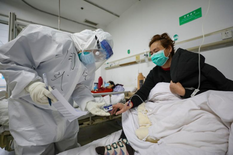 China asks recovered patients to donate plasma for virus treatment
