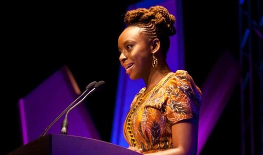 Chimamanda Adichie is first black woman in 41 years to speak at US university