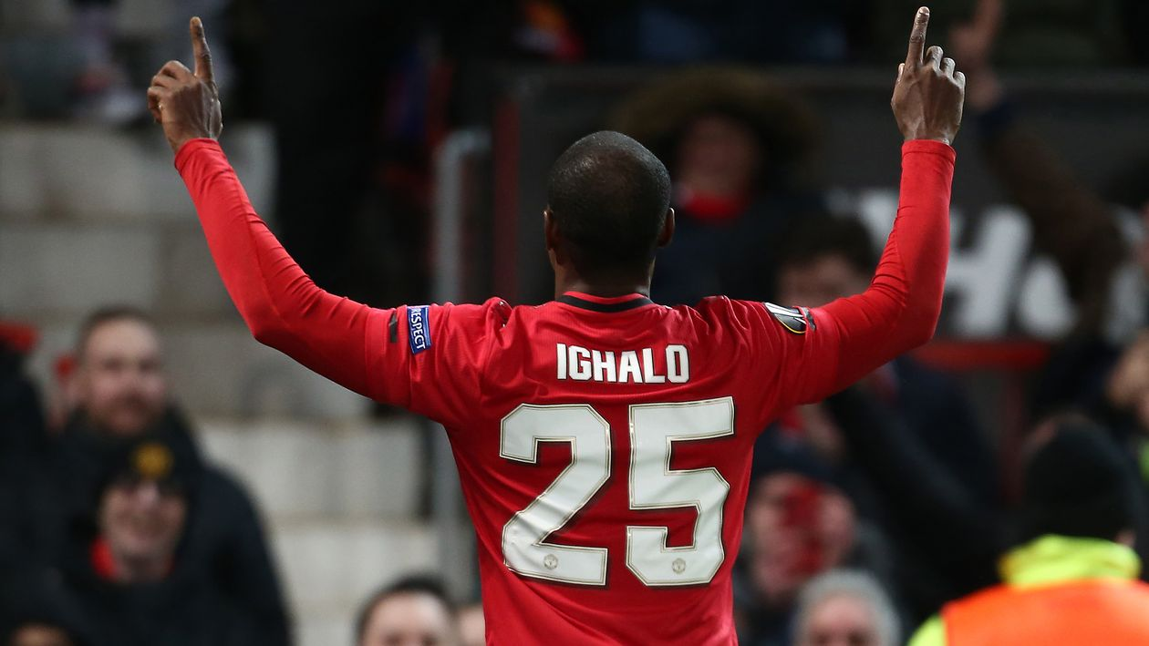 Europa league : Ighalo scores as Man united beat club Brugge 5-0 to advance to round of 16