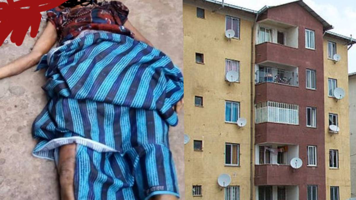85 year old woman jumps off a 3 storey building, dies in Anambra