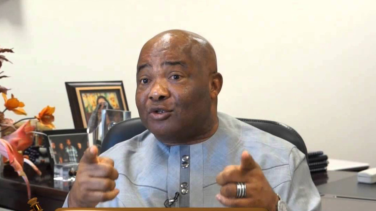 I will shock Imo people with my achievements in one year - Uzodinma boasts
