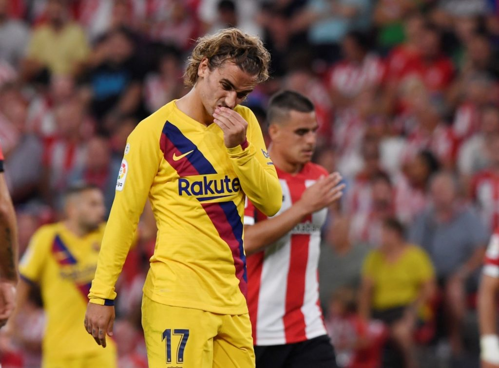 LaLiga : Barcelona to sell Griezmann for  €100m