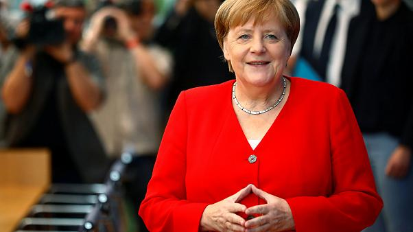 German Chancellor Goes Into Self-Isolation After Contact With Infected Doctor